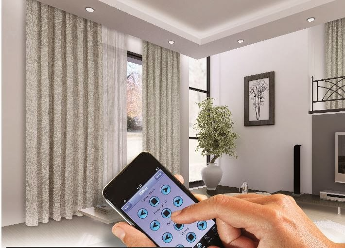 knx home automation installation design system